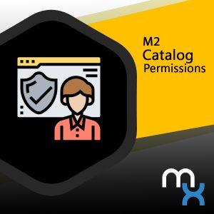 Magento 2 Catalog Permissions-0